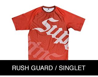 RUSH GUARD / SINGLET