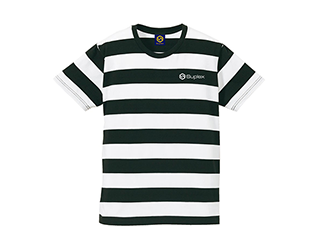 SUPLEX LOGOボーダーTシャツ