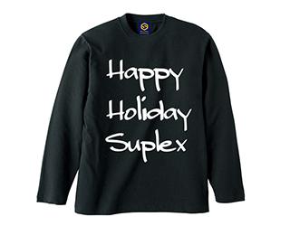 SUPLEX Happy