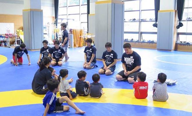 【INFORMATION】日体大スポーツ教室