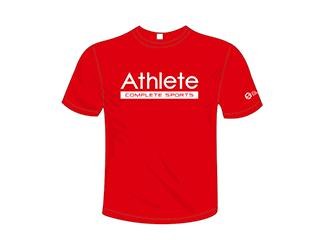 Athlete-CSドライTシャツ(R)