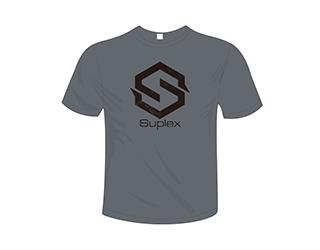 SUPLEXロゴドライTシャツ(G)