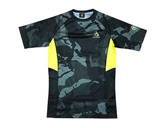 RUNシャツ(黒)