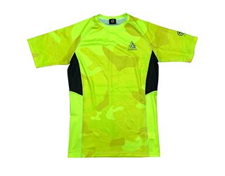 RUNシャツ(黄)