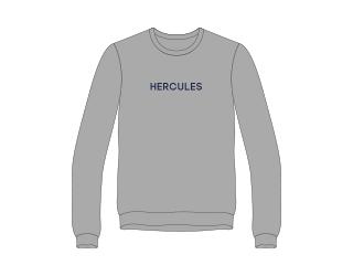 GM-HERCULES スウェット(ヴィンテージヘザー)