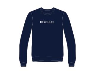 GM-HERCULES スウェット(ディープネイビー)