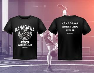 【INFORMATION】神奈川県レスリング協会公認 SUPLEX限定コラボTシャツの販売について。