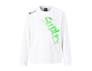 SUPLEXドットロングスリーブTシャツ(ドライ)