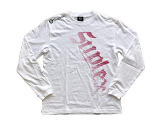 SUPLEXドットロングスリーブTシャツ(綿)