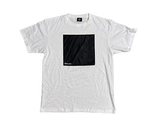 SUPLEXスクエアTシャツ(ホワイト)