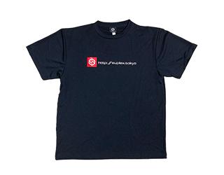 SUPLEXドライTシャツ(ブラック)