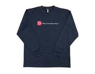 SUPLEXドライロングTシャツ(ブラック)
