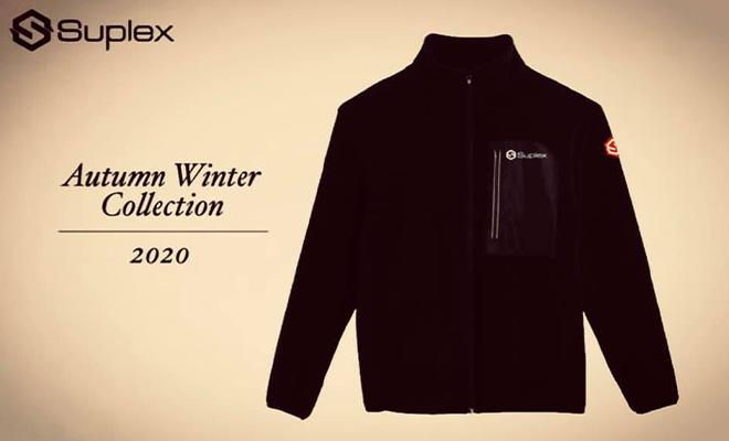 【COLLECTION】2020SUPLEX秋冬モデル